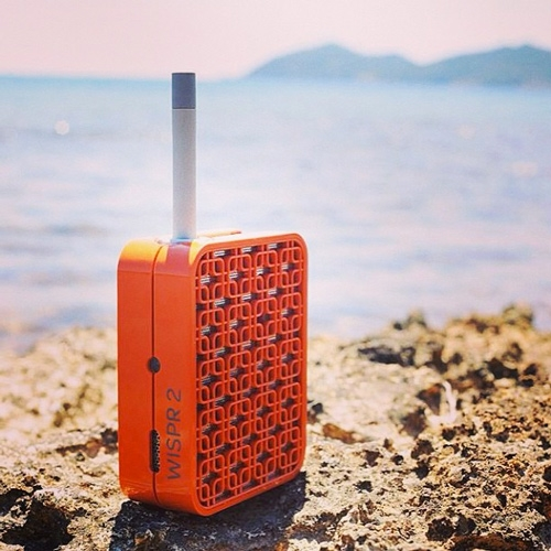 The IOLITE WISPR 2 looks stunning and is easy to bring with you anywhere