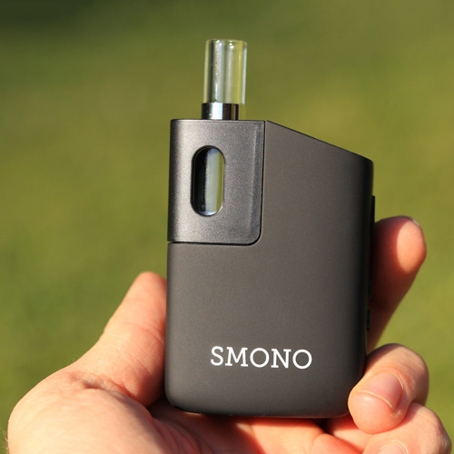 The Smono 3 is compact and easy to bring with you anywhere