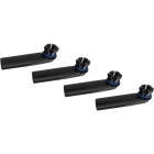 This Mouthpiece Set is for the Crafty and Mighty and consists of 4 mouthpieces