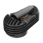 The Cooling Unit for Crafty replaces the whole top part of the Crafty vaporizer